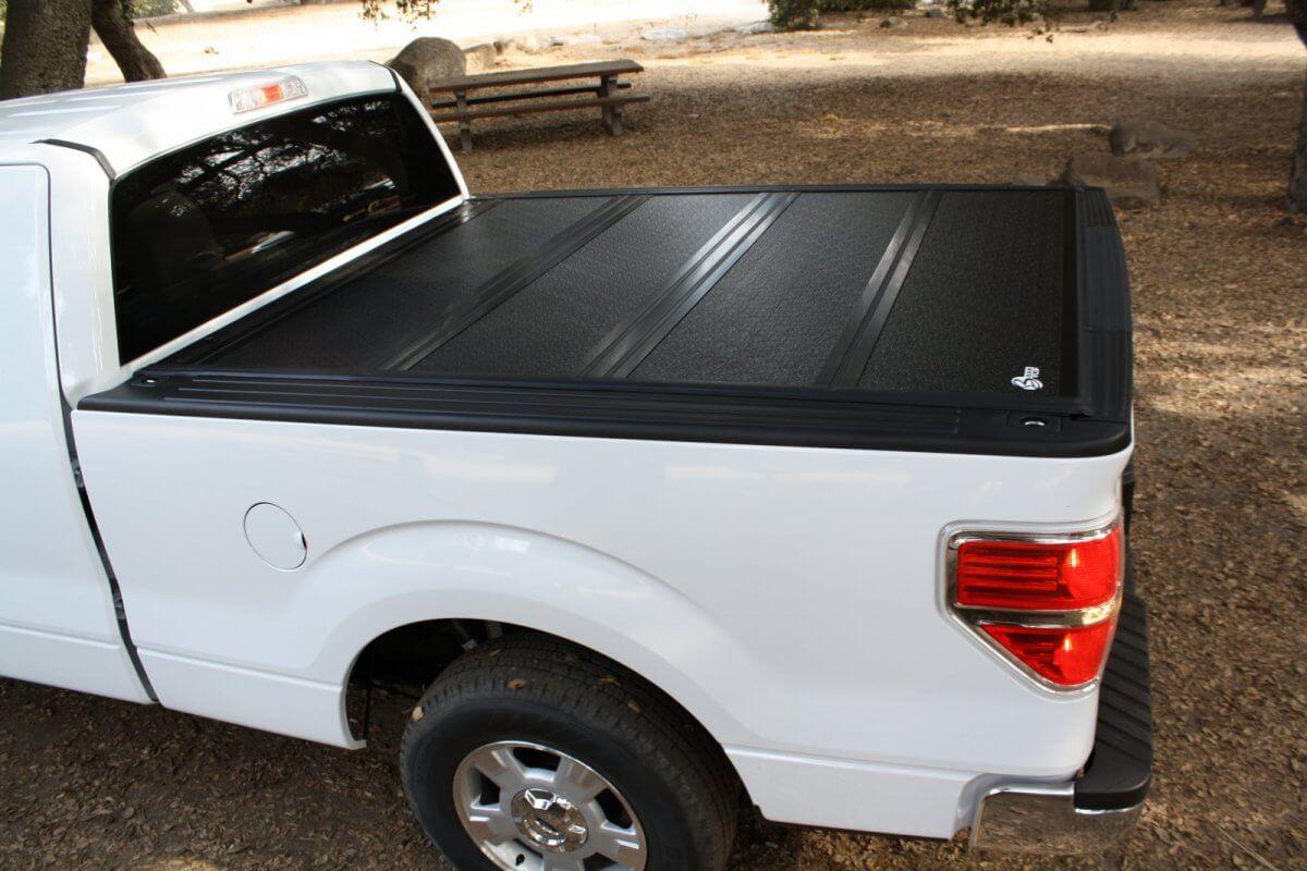 Bakflip Fibermax Tonneau Cover Lightweight Bed Cover