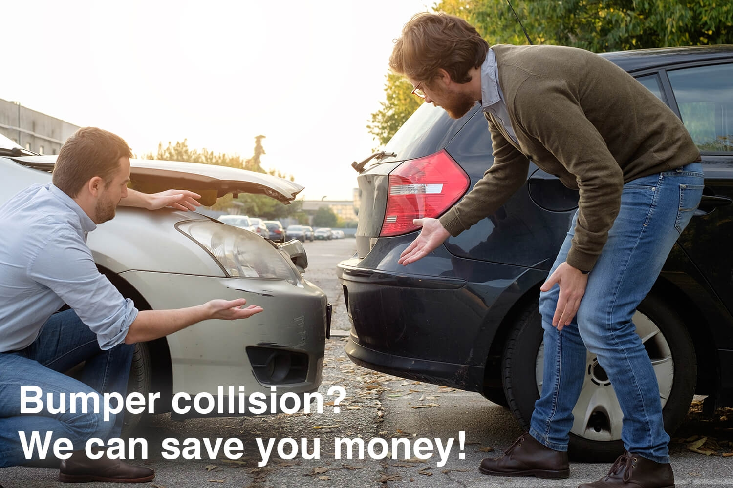 Collision Repair Bumper Cover Replacements