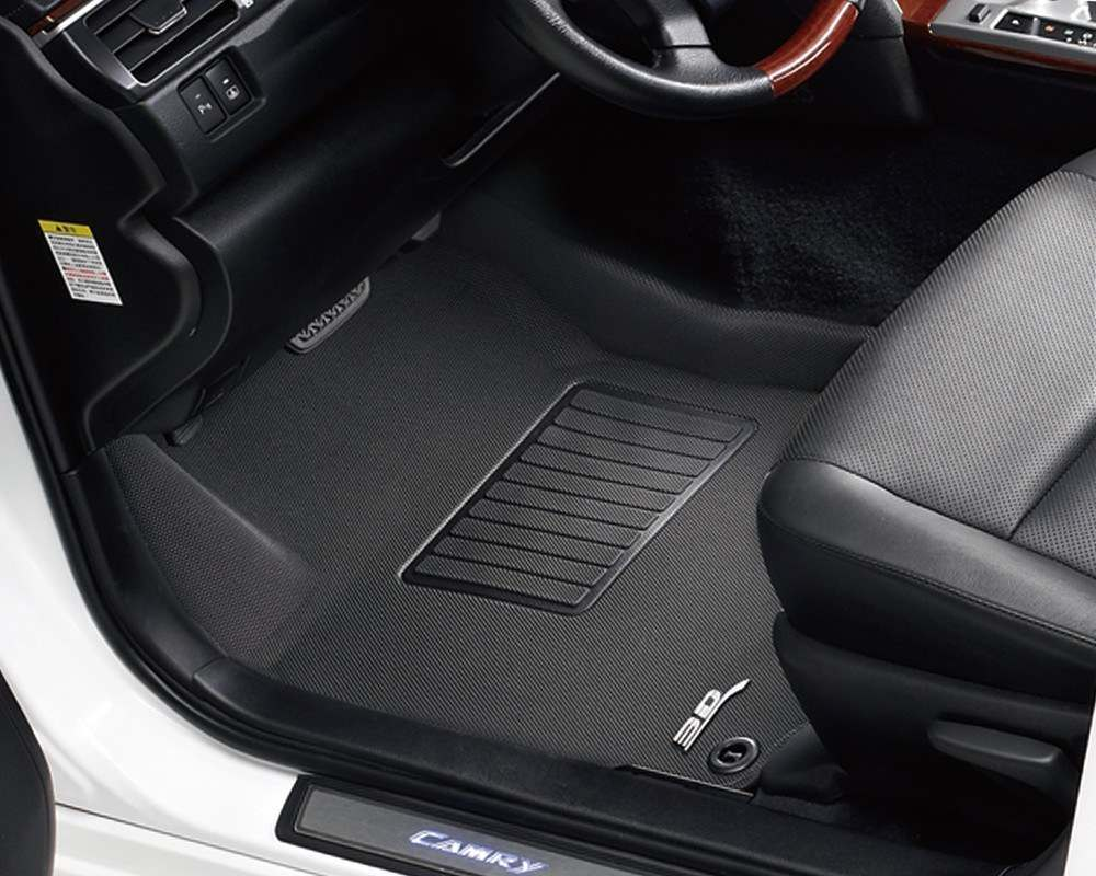 Shop For Cheap Rubber Car Heavy Duty Universal Waterproof Boot Liner Rear Car Back Seat Protector Mats Fit For Toyota Corolla 2017 2018 Sophisticated Technologies Interior Accessories