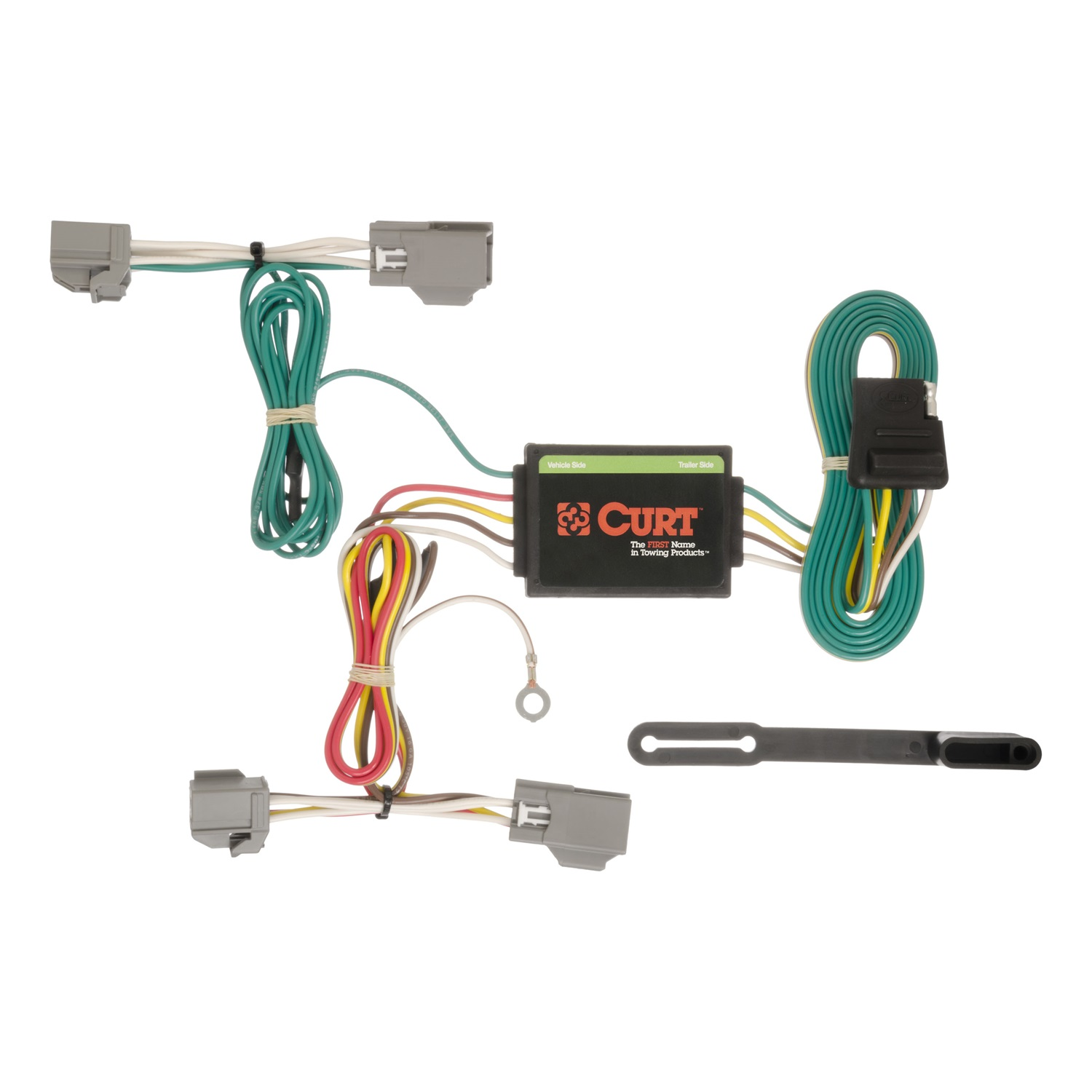 Curt 56277 Wiring T Connector Manufacturing Harness