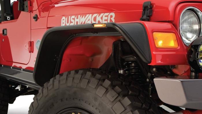 Bushwacker Flat Style Fender Flares
