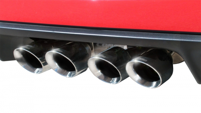 Corsa 14469CB4 Xtreme Cat-Back Exhaust System