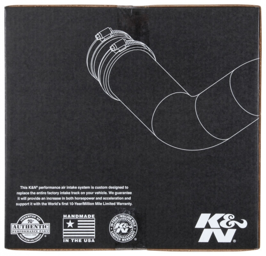 K&N 57-3088 Engine Cold Air Intake Performance Kit