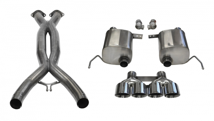 Corsa 14762CB Xtreme Cat-Back Exhaust System