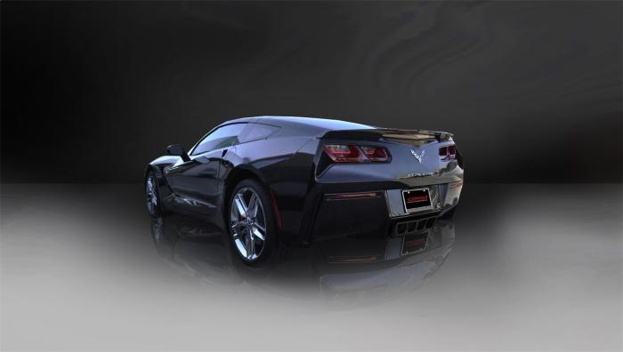Corsa 14763CBBLK Xtreme Cat-Back Exhaust System