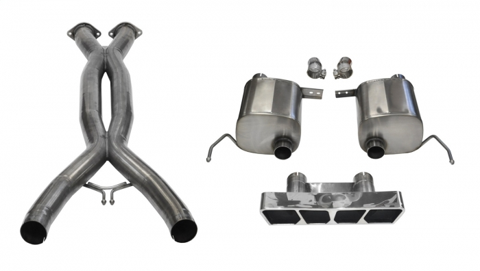 Corsa 14763CB Xtreme Cat-Back Exhaust System