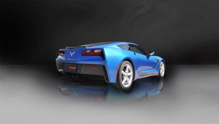 Corsa 14764CBBLK Xtreme Cat-Back Exhaust System