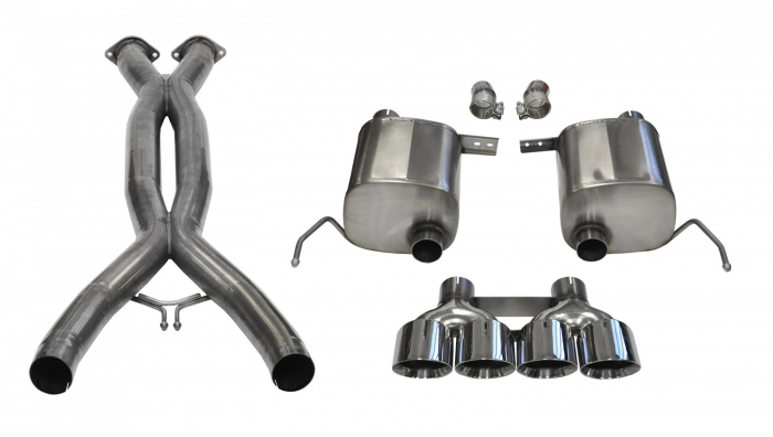 Corsa 14764CB Xtreme Cat-Back Exhaust System
