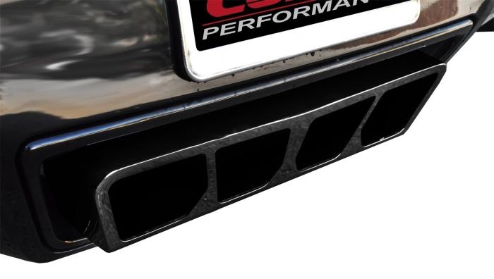 Corsa 14767CBBLK Xtreme Cat-Back Exhaust System