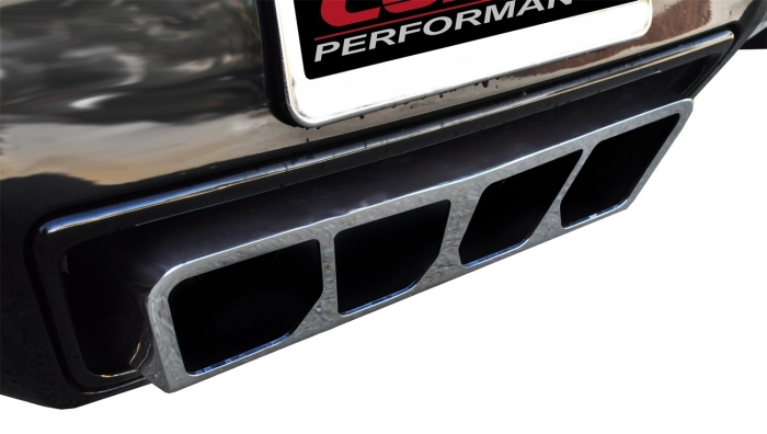 Corsa 14767CB Xtreme Cat-Back Exhaust System