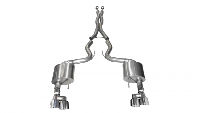 CORSA 14427 Cat-Back Exhaust System