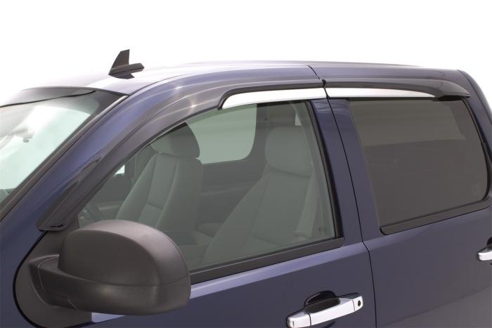AVS Accent Side Window Visor