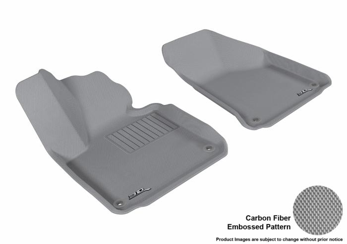 3D MAXpider Audi A3 Floor Mats