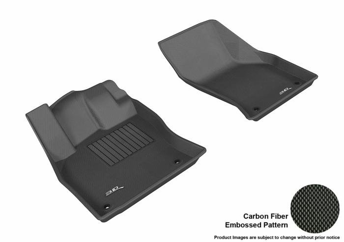 3D MAXpider Audi A3 Quattro Floor Mats