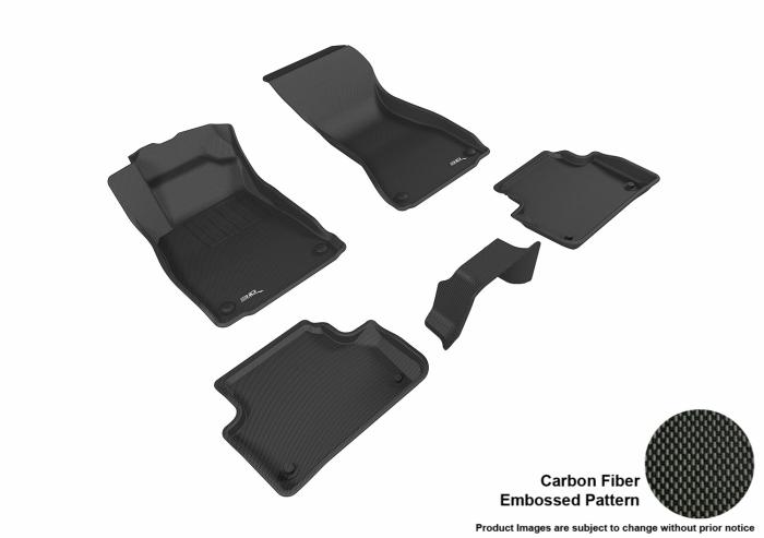 3D MAXpider Audi A4 allroad Floor Mats