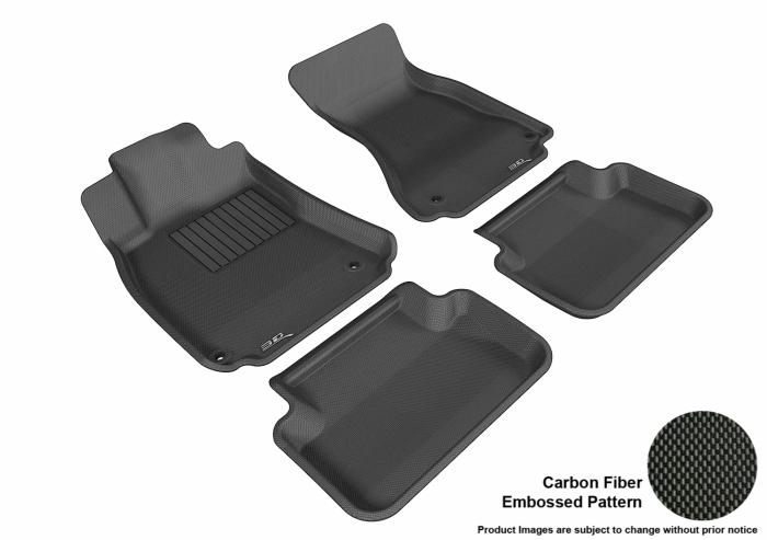 3D MAXpider Audi A4 Floor Mats