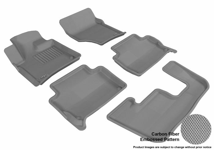3D MAXpider Audi Q7 Floor Mats