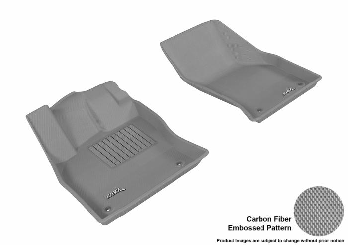 3D MAXpider Audi S3 Floor Mats