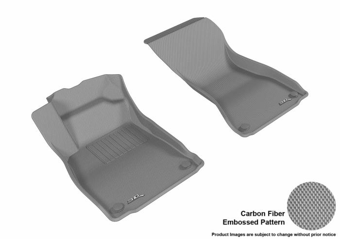 3D MAXpider Audi S4 Floor Mats