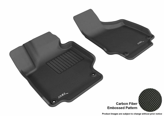 3D MAXpider Audi TT Floor Mats