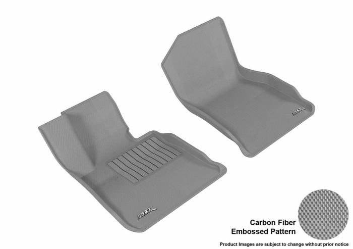 3D MAXpider BMW 440i Gran Coupe Floor Mats