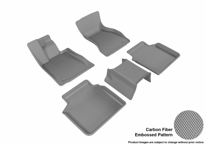 3D MAXpider BMW 740i Floor Mats