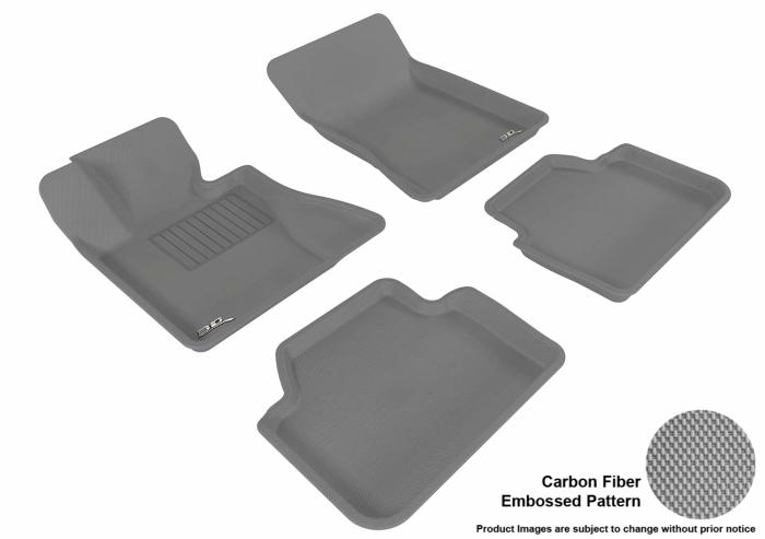 3D MAXpider BMW X3 Floor Mats