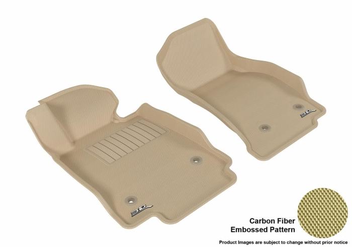 3D MAXpider Cadillac CTS Floor Mats