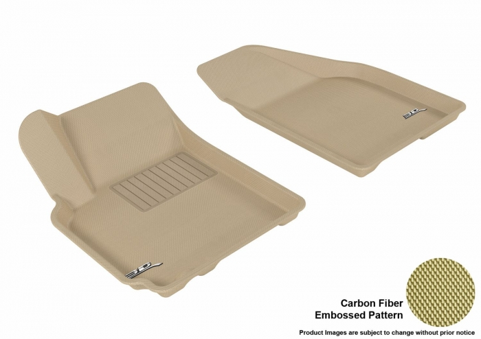 3D MAXpider Chevrolet Aveo Floor Mats