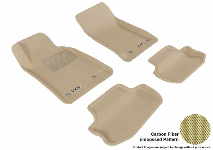 3D MAXpider Chevrolet Camaro Floor Mats