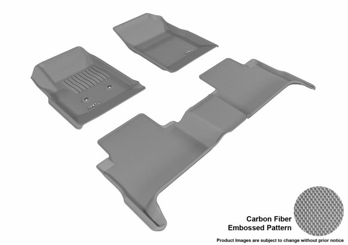 3D MAXpider Chevrolet Colorado Floor Mats