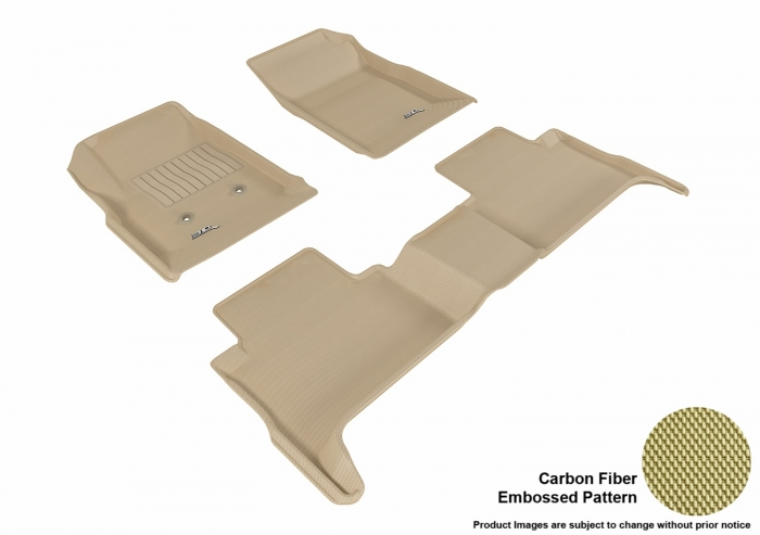 3D MAXpider Chevrolet Colorado Floor Mats