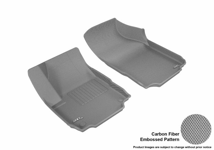 3D MAXpider Chevrolet Equinox Floor Mats
