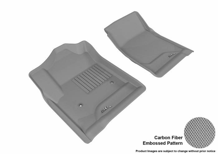 3D MAXpider Chevrolet Silverado 1500 Floor Mats