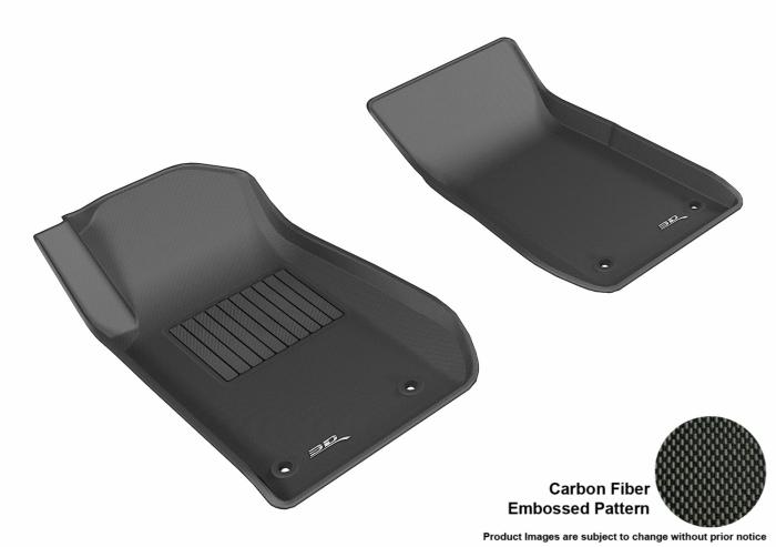 3D MAXpider Chevrolet SS Floor Mats