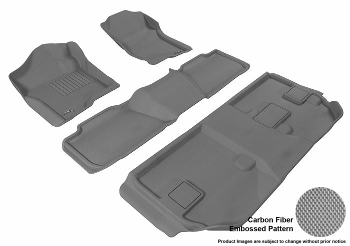 3D MAXpider Chevrolet Suburban 1500 Floor Mats