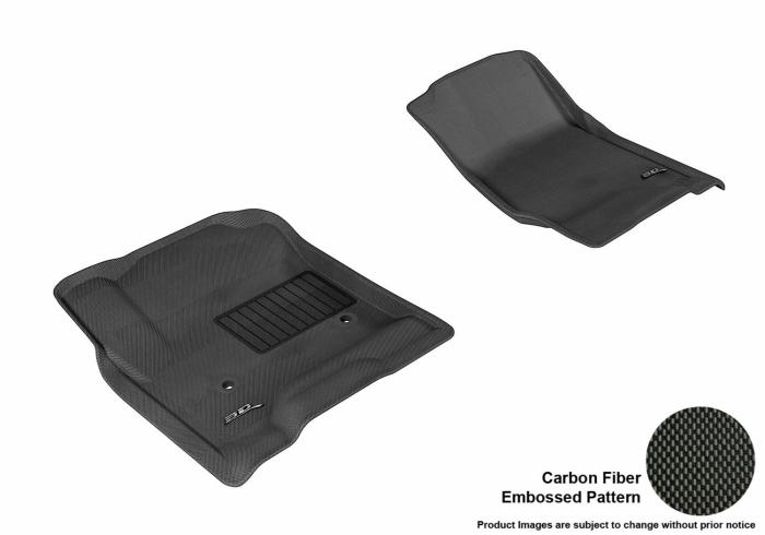 3D MAXpider Chevrolet Suburban 3500 HD Floor Mats