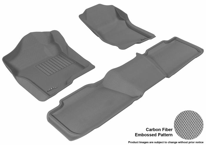 3D MAXpider Chevrolet Tahoe Floor Mats