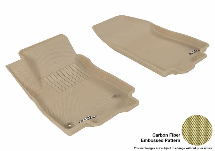 3D MAXpider Chevrolet Trax Floor Mats