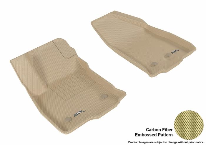 3D MAXpider Chevrolet Volt Floor Mats