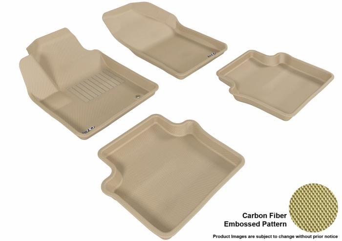 3D MAXpider Chrysler Sebring Floor Mats