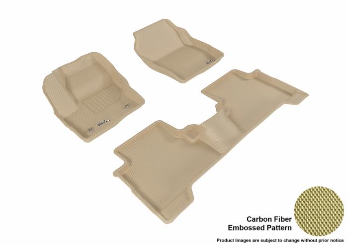 3D MAXpider Ford Escape Floor Mats