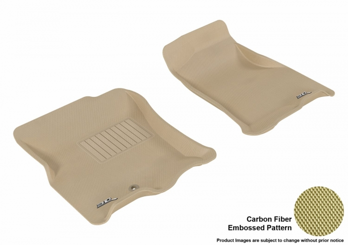 3D MAXpider Ford Expedition Floor Mats