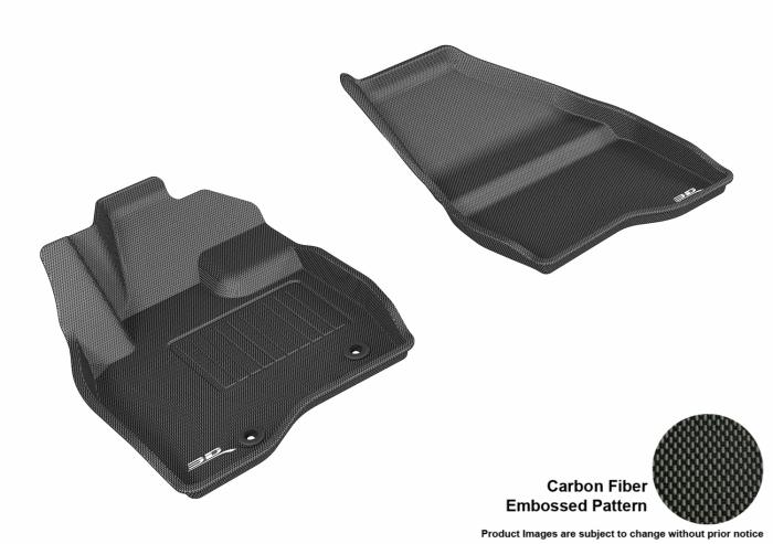 3D MAXpider Ford Explorer Floor Mats
