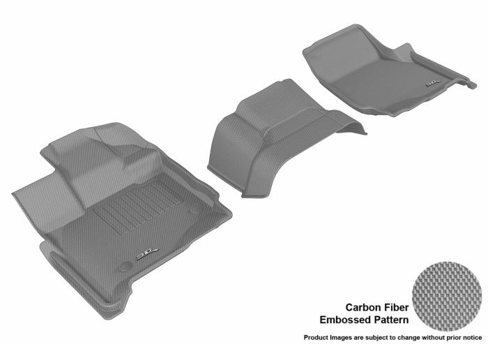 3D MAXpider Ford F-150 Floor Mats