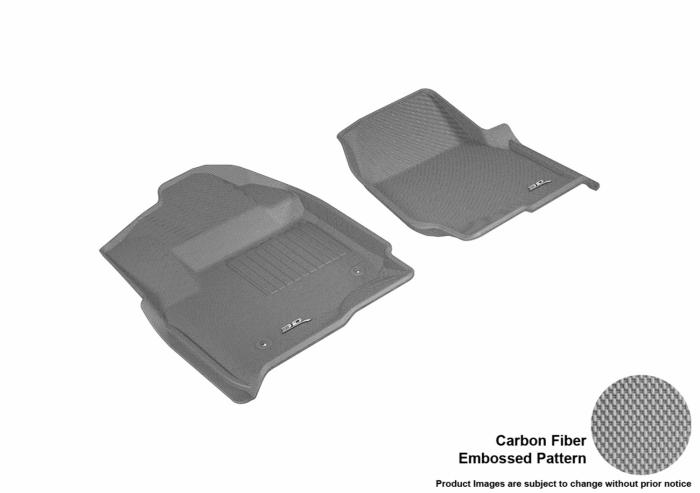 3D MAXpider Ford F-250 Super Duty Floor Mats