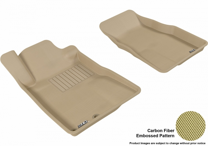 3D MAXpider Ford Mustang Floor Mats