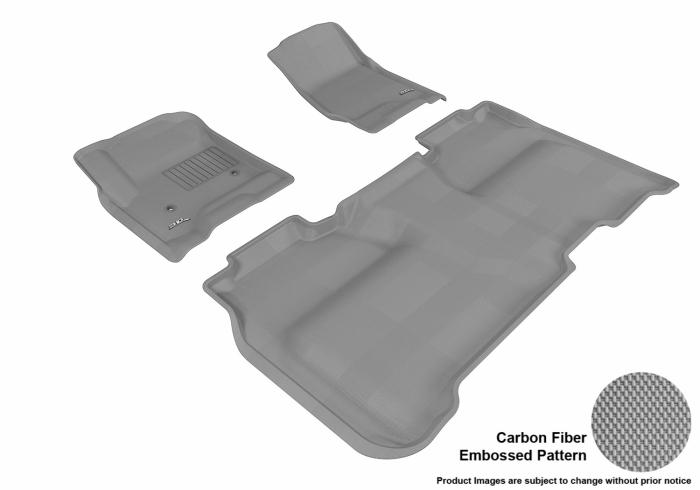 3D MAXpider GMC Sierra 3500 HD Floor Mats
