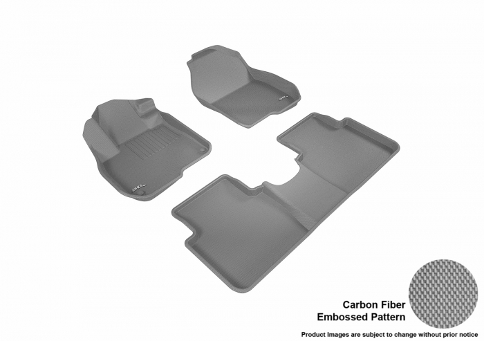 3D MAXpider Honda CR-V Floor Mats