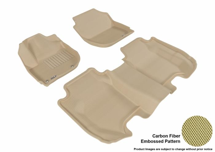 3D MAXpider Honda Fit Floor Mats